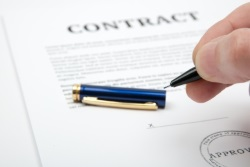 Personal contracts